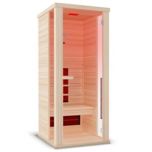 helios two person sauna